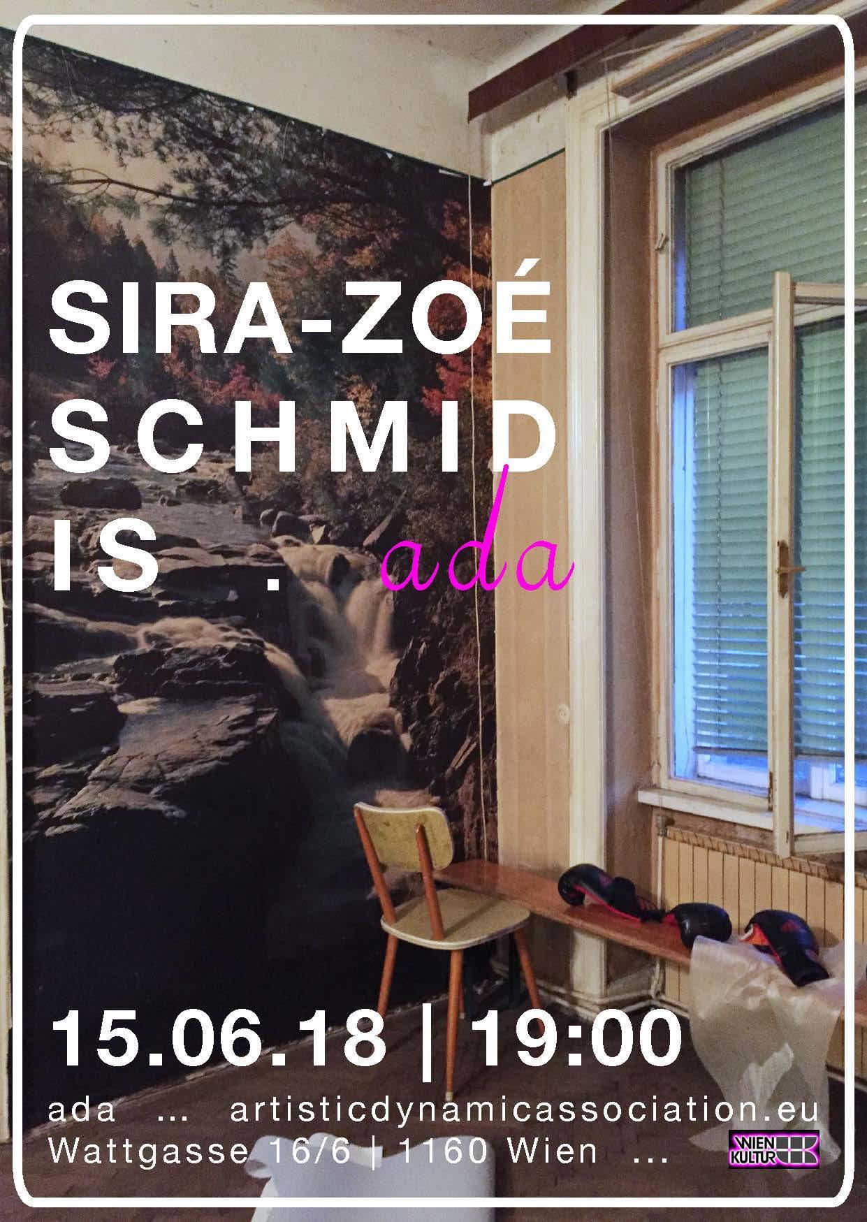 ada is … Sira-Zoé Schmid