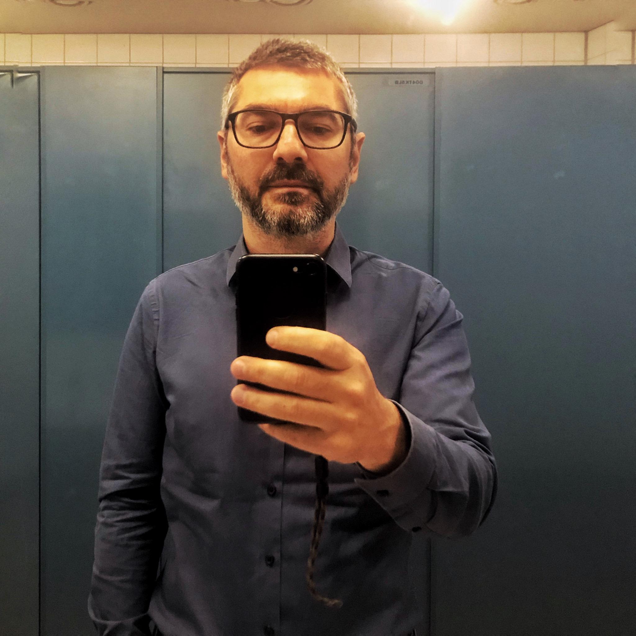 ada is … Uroš Miloradović